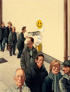 Como trabalhar sorrindo