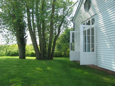 willow decor artist studio to guest cottage