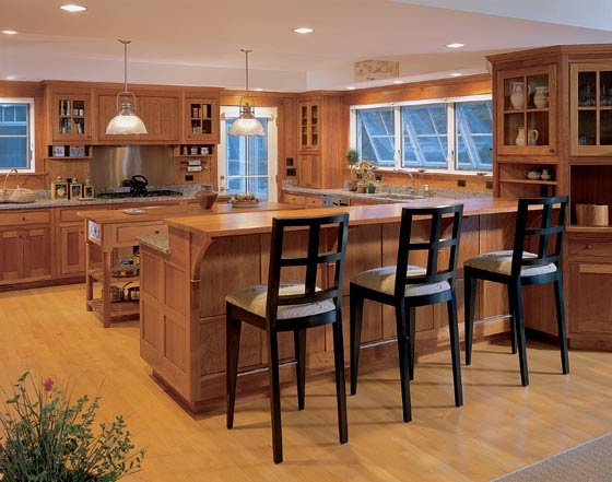Willow decor great kitchen design for Great kitchen designs