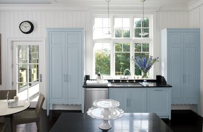 Willow Decor: A Peek into Linda Banks' Kitchen