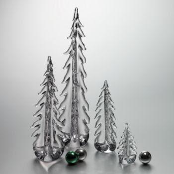 Willow Decor: Simon Pearce Evergreen Trees and 3 Fine Grains ...