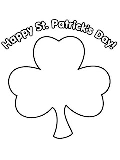 St Patricks Day Coloring Pages - FamilyFunColoring