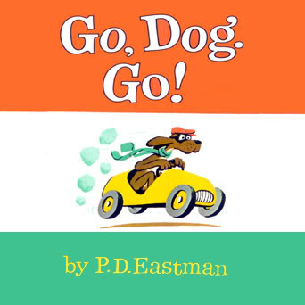 go dog go - dr seuss