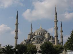 The Bleu Mosque