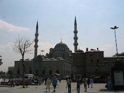 The Yeni Cami Mosque