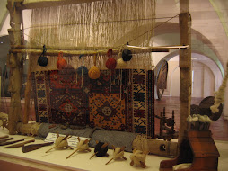 What the Turkish women weave on