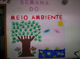 Painel : SEMANA DO MEIO AMBIENTE