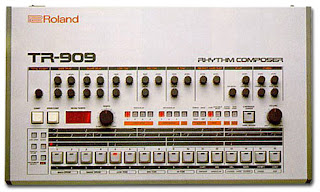 Free 909 Drum Samples Kit