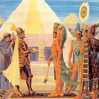 AMAUTACUNA DE HISTORIA IMGENES DE LA CONQUISTA DE MXICO