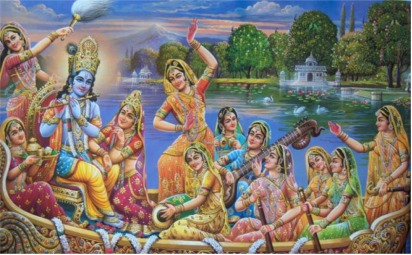 New Famous Krishna Girlfriend HD Images for free download