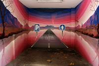 Parking grafitero