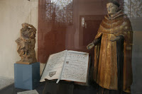 Llibre de cant coral antic, a St. Malo