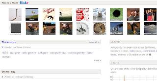 Captura de pantalla 2 de Wordnik diccionario online