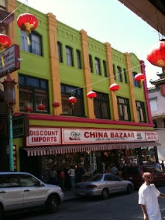 Chinatown, San Francisco, walking tours, feng shui, Chinese gifts, arts