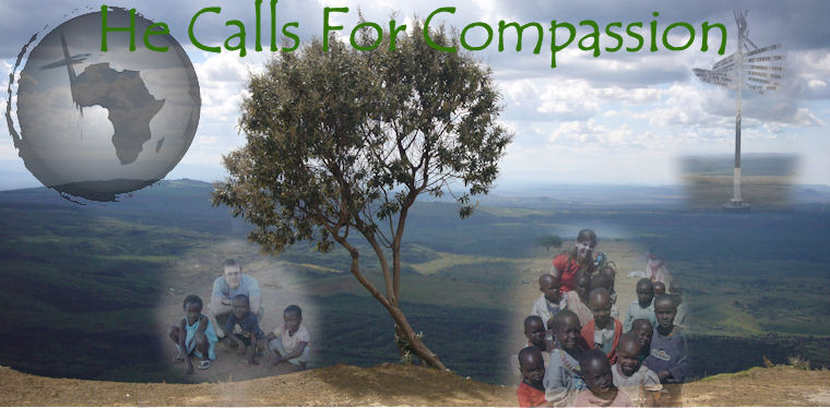 He Calls For Compassion
