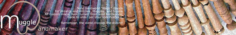 Muggle Wandmaker: Wand Details