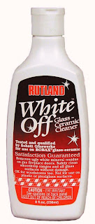 The White Off Glass Cleaning Cream Is Made To Remove The White Residue On  Your Fireplace Glass Doors That Is Created By Gas Log Fires.
