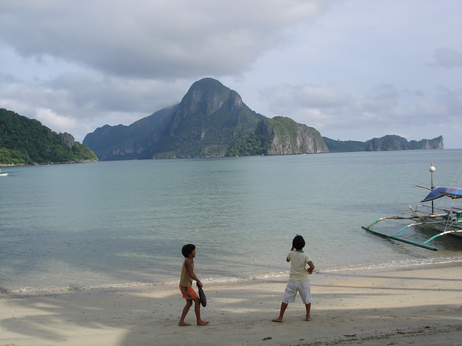 El nido on a budget