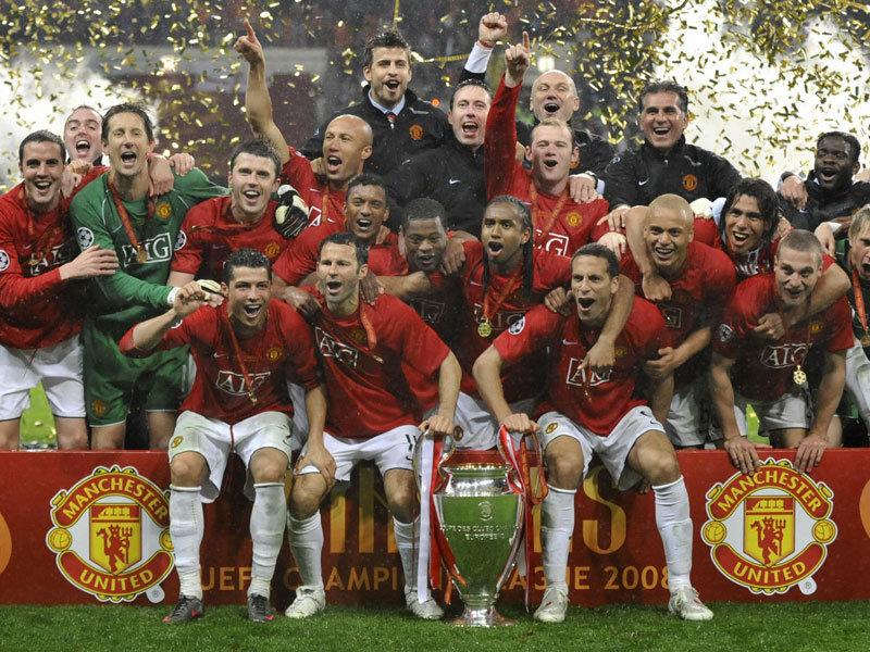 manu champions league