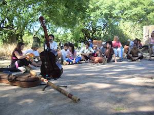 Imágenes del FESTIVARTE  en la Aldea Velatropa! *