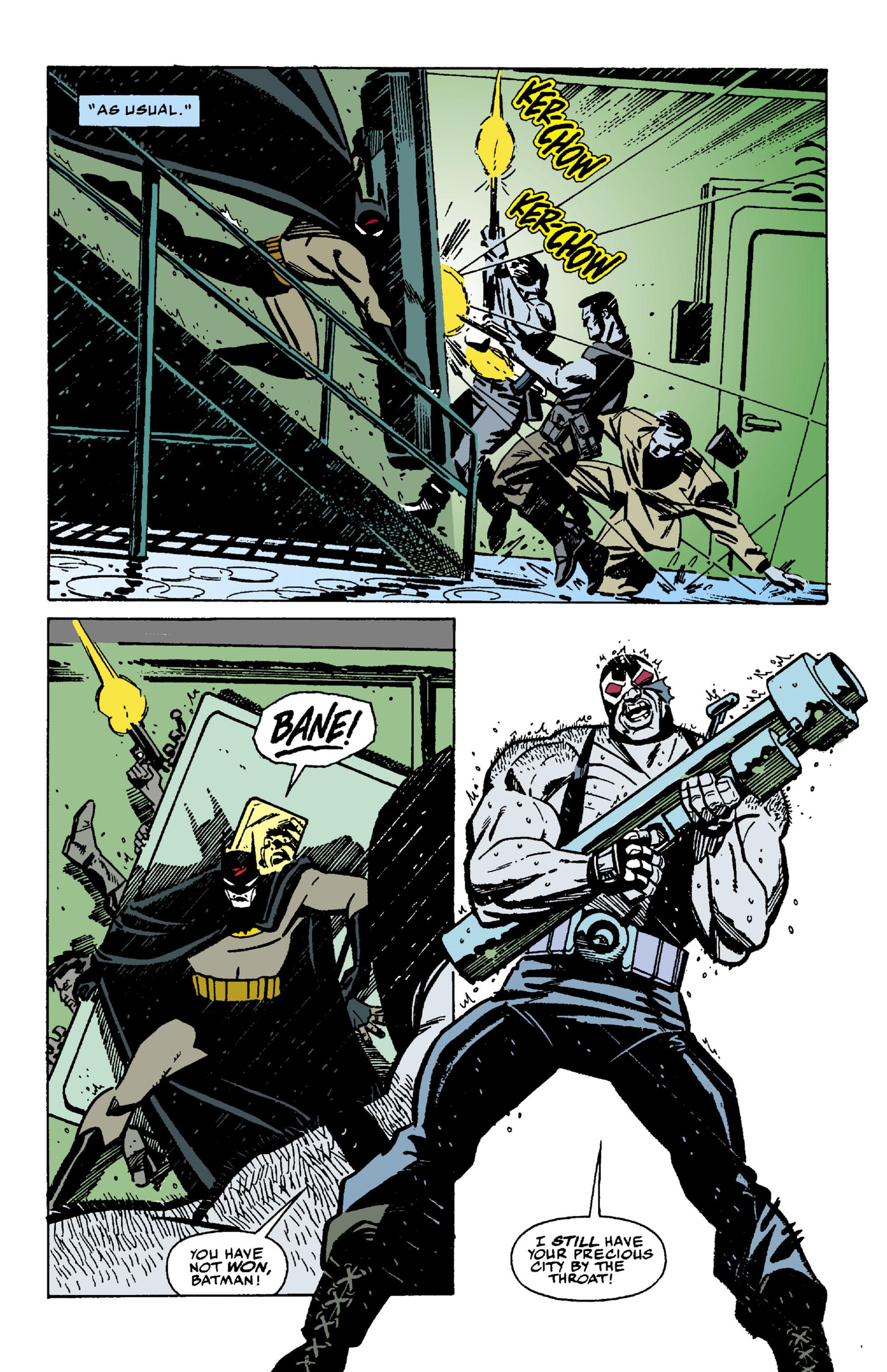Read online Batman: Bane comic -  Issue # Full - 44