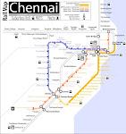 Chennai Haritaları