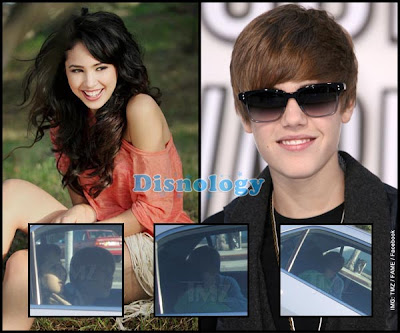 Jasmine Villegas  Justin Bieber on Disney Teen 2012  Algumas Fotos De Justin Bieber E Jasmine Villegas