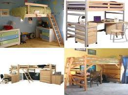 University Dorm Room Loft Beds