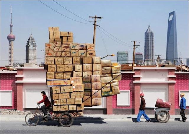 Китайские перевозчики