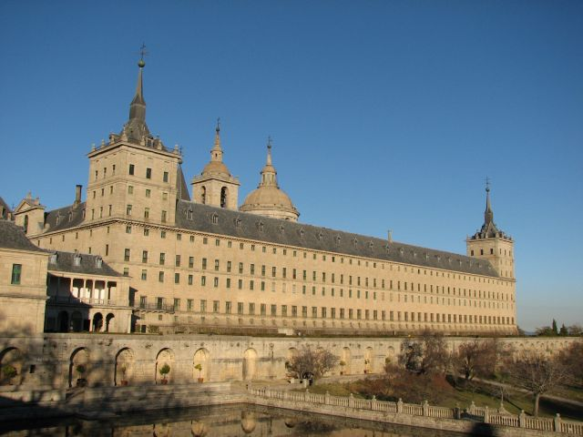 Эскориал в Испании