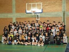1º encontro de Atletas CBQ - 7/2/2009