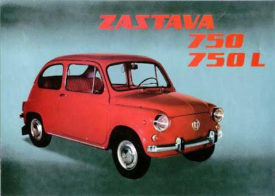 first passenger car zastava 750 fi a yugoslavia virtual museum rh yugoslavian blogspot com