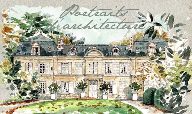 PORTRAITS D'ARCHITECTURE