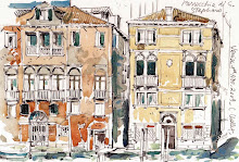 DESSINER  VENISE
