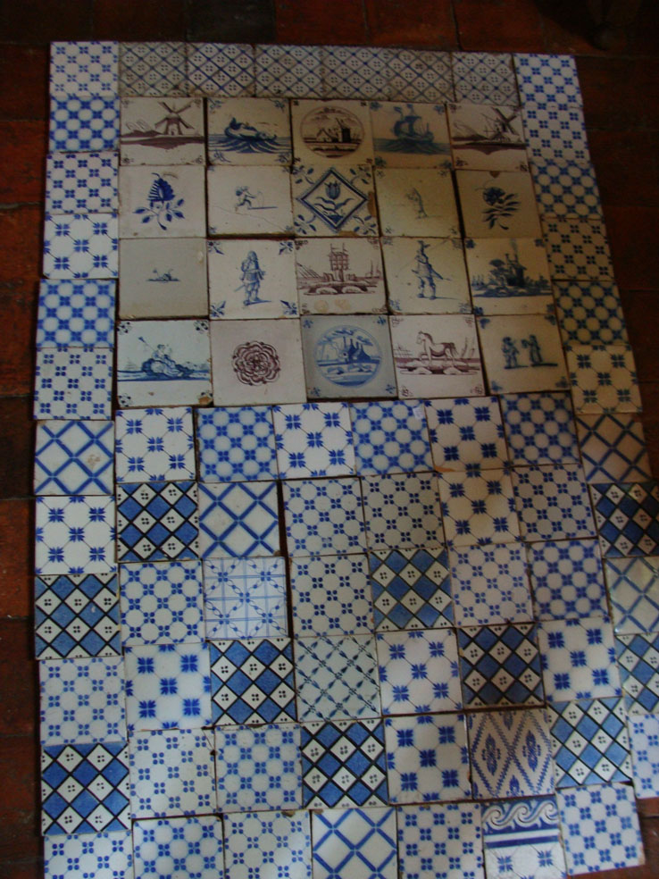 Carreaux de faience anciens for Carreaux de faience