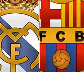 Real Madrid-Barcelona Madridbarca
