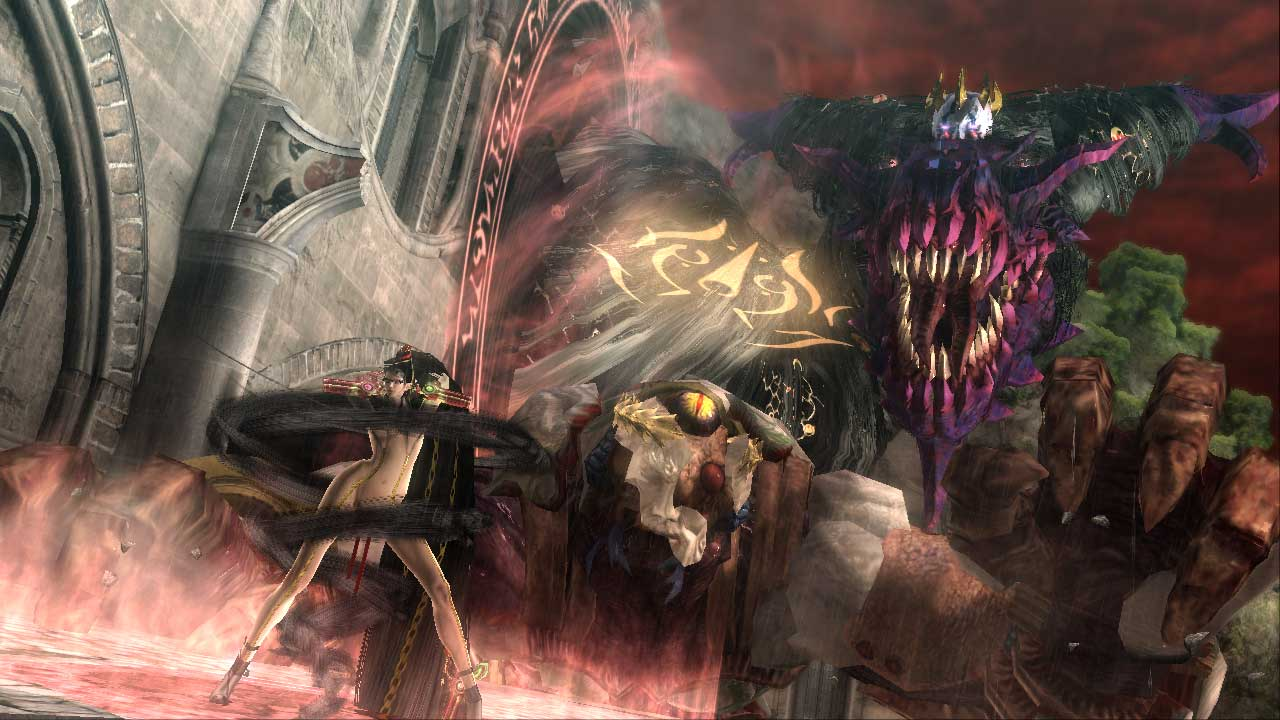 Bayonetta HD & Widescreen Wallpaper 0.954677458457237