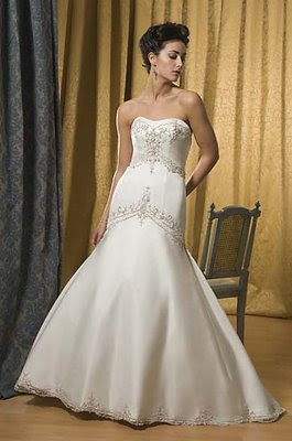 Wedding Gown Style Fresh