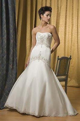 Wedding Gown Style Fresh