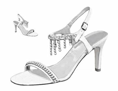 Wedding Shoes by Rhinestone Bridal