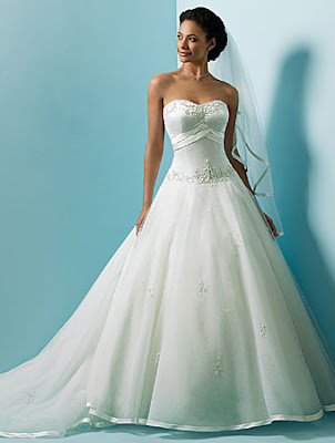 The Wedding Gown Dresses from Silk