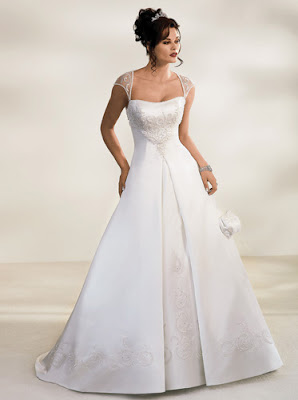 Wedding Gown Elegant