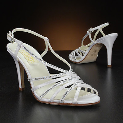 Wedding Shoes Simple