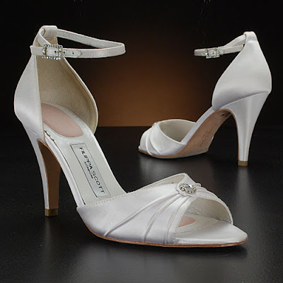 Elegant Wedding Shoes by Filippa Scott Anna