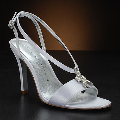 Luxurious Wedding Shoes High-Heeled
