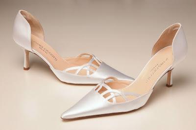 Wedding Shoes by Simonetta