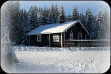 Vår Norska jaktstuga