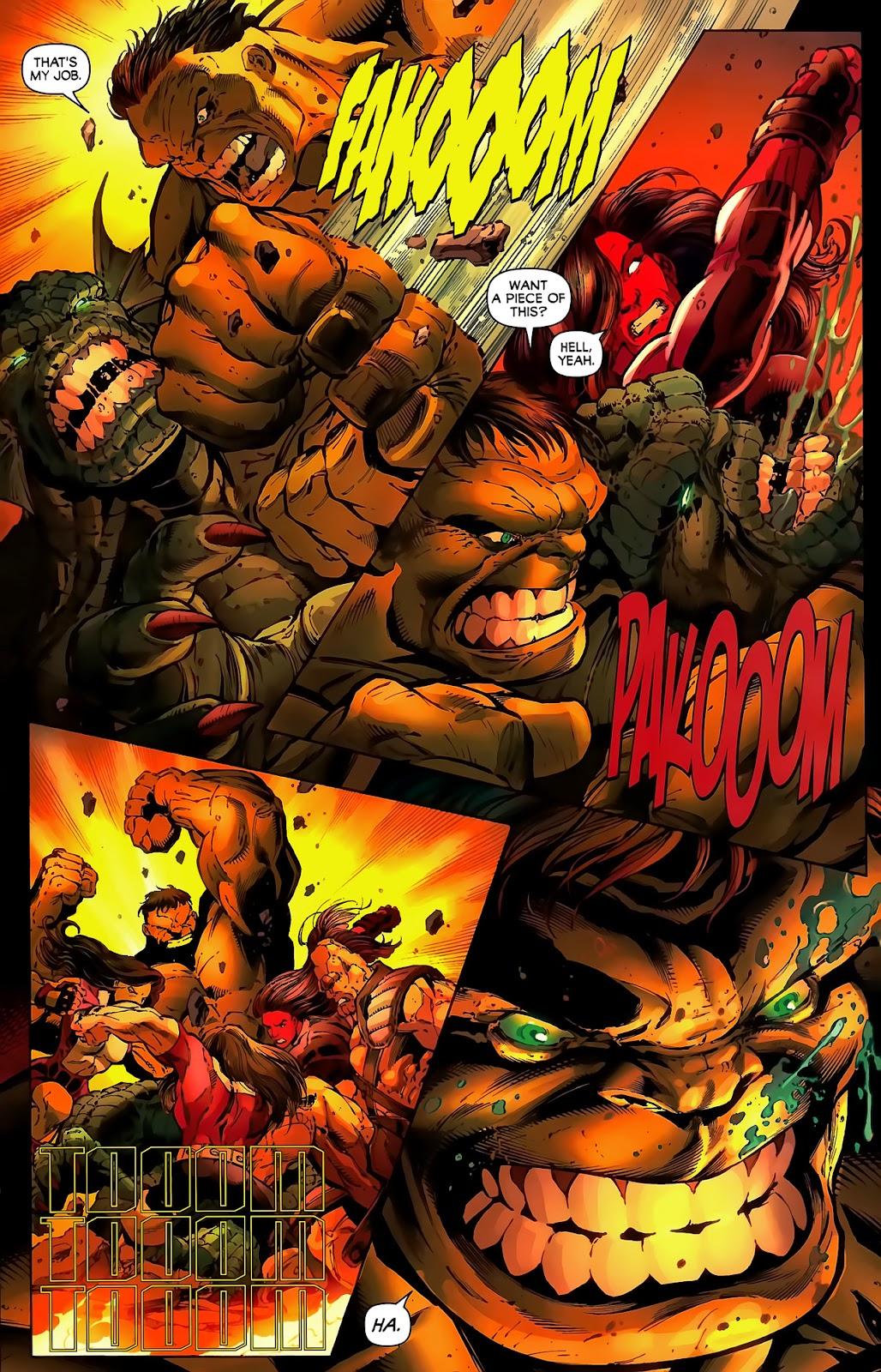 Incredible Hulks (2010) Issue #619 #9 - English 22