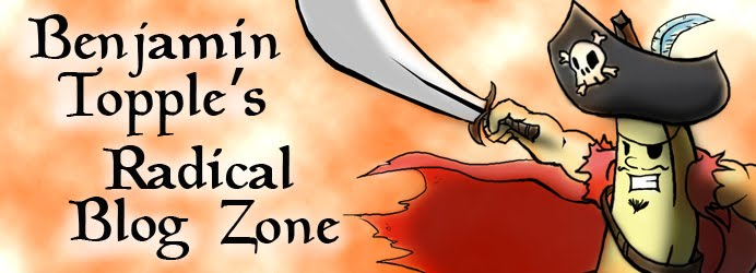 Ben Topple's Radical Blog Zone