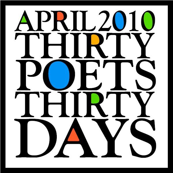 30 poets 30 days